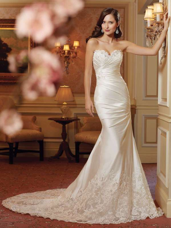 Traje / vestido de novia Alma | Boda 10 Madrid, alquiler y venta de ...
