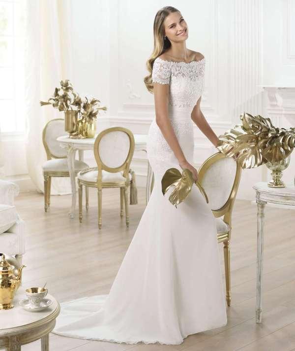 Traje / vestido de novia Almudena   Boda 10 Madrid, alquiler y venta ...
