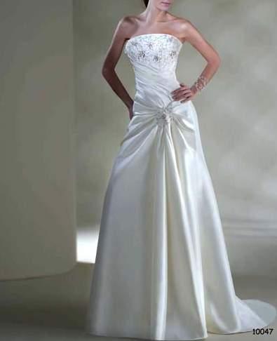 fe42ee7d0 Traje   vestido de novia Verónica